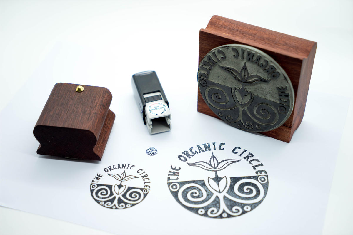 Stamps for Cups and Bags