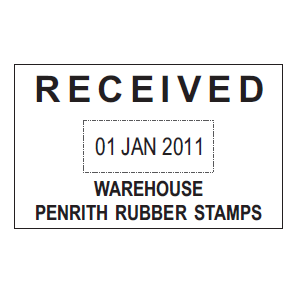 Penrith Rubber Stamps | Self Inking Date Stamps